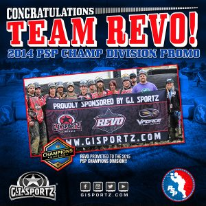 GI Sportz Congratulates Baltimore Revo on their 2014 Season!